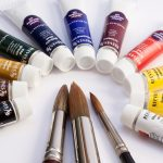 How to Use Water Color Paint Tubes