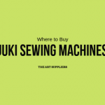 Where To Buy JUKI Sewing Machines