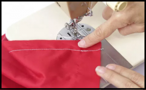 How to Sew A Hidden Seam with A Sewing Machine