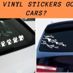 Vinyl Stickers On A Car: Are They Safe And Where Can You Put Them?