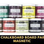 Is Chalkboard Paint Magnetic? How To Make A DIY Magnetic Chalkboard?