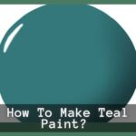 How To Make Teal Paint Using 3 Simple Colors