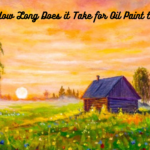 How Long Does it Take for Oil Paint to Dry? Let's Find Out!