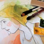 Preserving Watercolor Painting; All the Things You Need to Know!