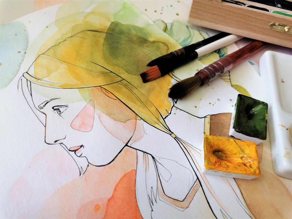 how to preserve watercolor painting